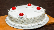 White Fores  Cake 1kg