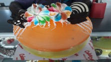Pineapple cool cake 1 Kg
