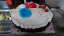 Black Forest cool cake 1Kg
