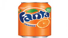 Fanta Can Imported 300ml