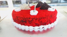 Red velvet Chocolate  cake 1kg