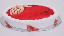 Strawberry cool cake 1kg