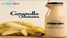 Caramello Banana 300ML